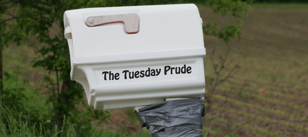 The Tuesday Prude (aka Anita Klumpers)